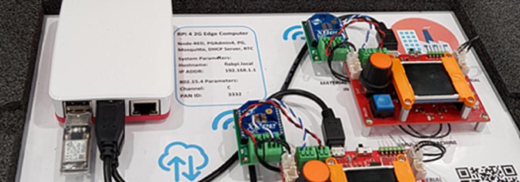 smart enough factory demonstration kit